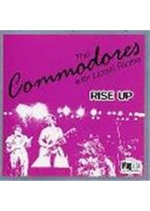 Commodores - Rise Up (Music CD)