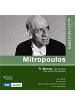 Mitropoulos Conducts Strauss (Music CD)