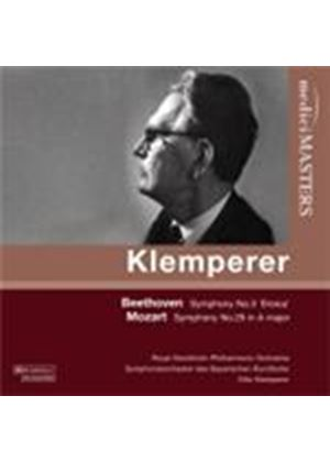 Klemperer Conducts Beethoven and Mozart (Music CD)