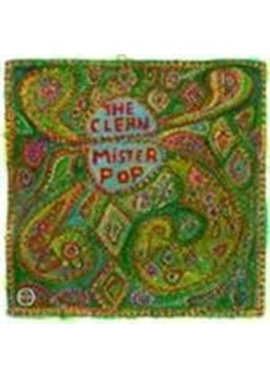 Clean - Mister Pop (Music CD)