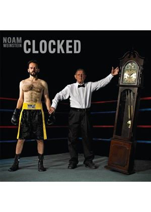 Noam Weinstein - Clocked (Music CD)
