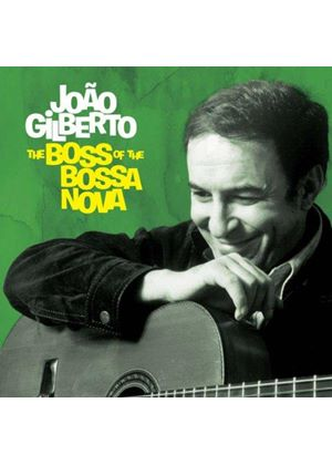 João Gilberto - The Boss of the Bossa Nova - Complete 1958-61 Recordings (Music CD)