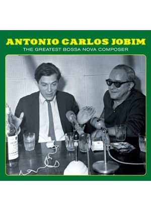 Antonio Carlos Jobim - Desafinado (The Greatest Bossa Nova Composer) (Music CD)