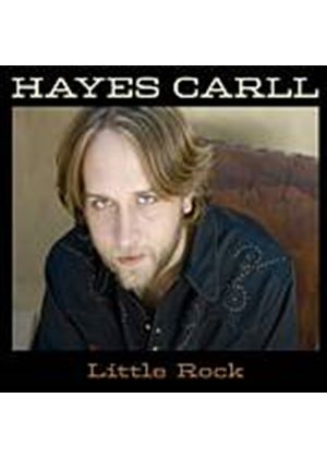 Hayes Carll - Little Rock (Music CD)