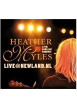 Heather Myles And The Cadillac Cowboys - Live At Newland.NL (Music CD)
