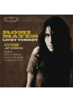 Romi Mayes - Lucky Tonight (Music CD)