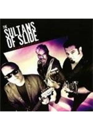Sultans Of Slide - Lightning Strikes (Music CD)