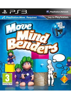 Move Mind Benders - Move (PS3)