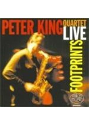 Peter King Quartet (The) - Footprints