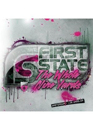 First State - The Whole Nine Yards (Music CD)