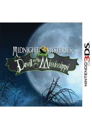 Midnight Mysteries: Devil on the Mississippi (Nintendo 3DS)