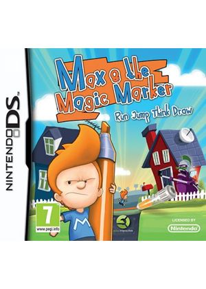 Max and The Magic Marker (Nintendo DS)