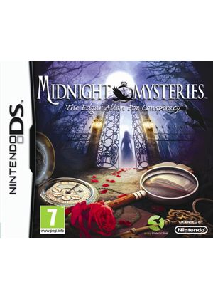 Midnight Mysteries - The Edgar Allan Poe Conspiracy (Nintendo DS)