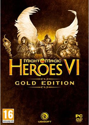 Might and Magic Heroes VI: Gold Edition (PC DVD)