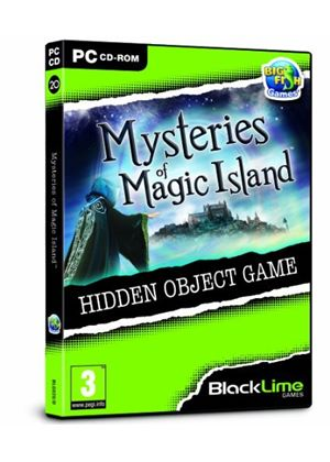 Mysteries of Magic Island (PC CD)