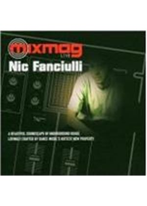Various Artists - Mixmag Live (Mixed By Nic Fanciulli)