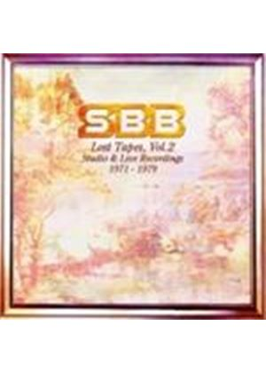 SBB - Lost Tapes Vol.2 (Studio & Live Recordings) (Music CD)