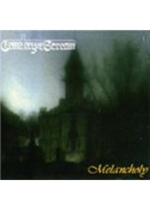 Cemetery Of Scream - Melancholy (Music Cd)