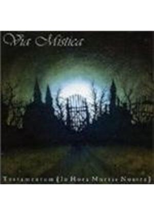 Via Mistica - In Hora Mortis Nostre (Music Cd)