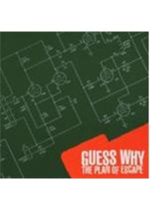Guess Why - Plan Of Escape (Music Cd)