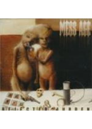 Mess Age - Rejected Burden (Music Cd)