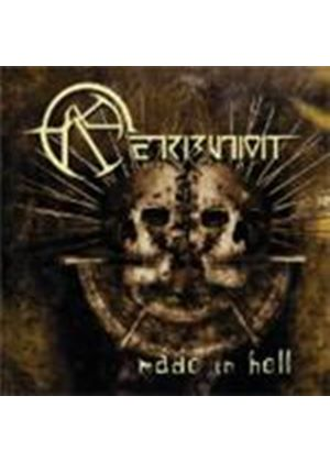Retribution - Made In Hell (Music Cd)