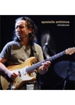 Apostolis Anthimos - Minatures (Music CD)