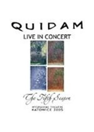 Quidam - Fifth Season, The (Live) (Music CD)
