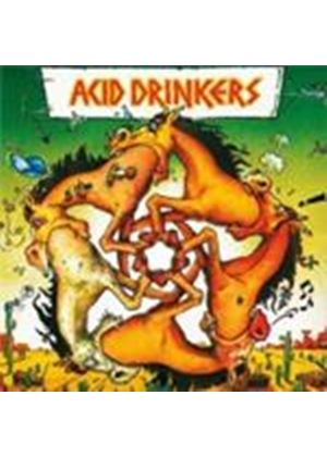 Acid Drinkers - Vile Vicious Vision [Digipak] (Music CD)