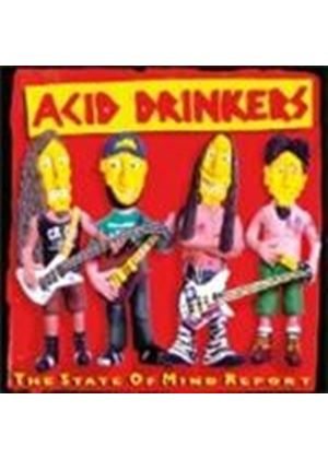 Acid Drinkers - State Of Mind Report, The [Digipak] (Music CD)