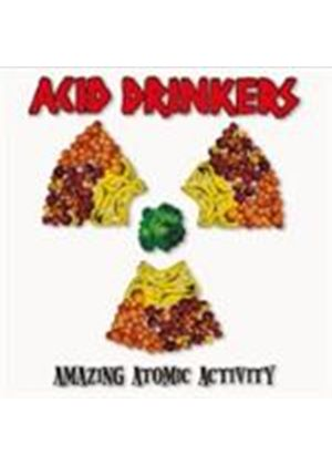 Acid Drinkers - Amazing Atomic Activity [Digipak] (Music CD)
