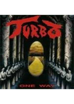 Turbo - One Way [Digipak] (Music CD)