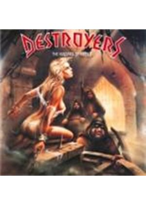 Destroyers - Miseries Of Virtue, The [Digipak] (Music CD)