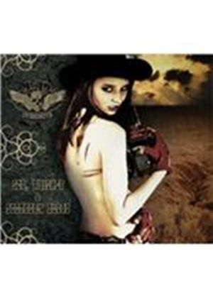 J.D. Overdrive - Sex, Whiskey & Southern Blood (Music CD)