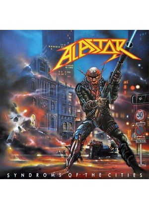 Alastor - Syndroms Of The Cities (Music CD)