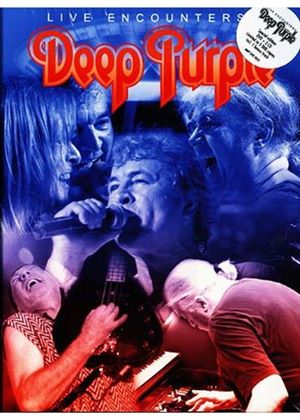 Deep Purple - Live Encounters [DVD Plus 2CD Ltd Ed Digi Box]