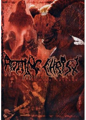 ROTTING CHRIST-IN DOMINE SATH.(DVD)
