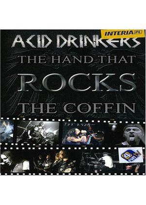 Acid Drinkers - The Hand That Rocks The Coffin [Ltd + CD]