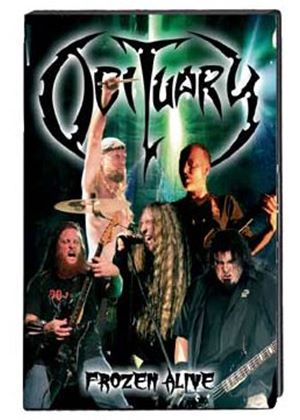 Obituary - Frozen Alive (Limited Edition) (DVD and CD)