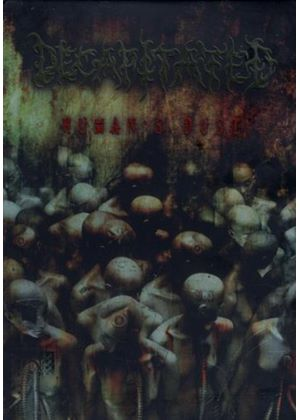 Decapitated - Humans Dust