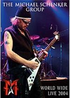 Michael Schenker Group - World Wide Live