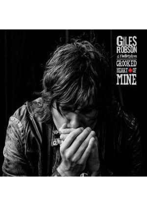 Giles Robson & The Dirty Aces - Crooked Heart of Mine (Music CD)