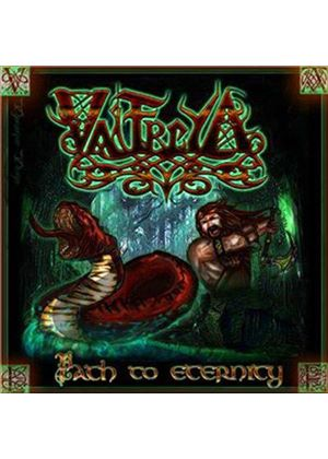 Valfreya - Path to Eternity (Music CD)