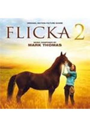Various Artists - Flicka 2 (Music CD)