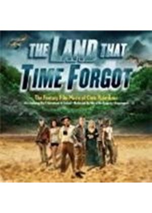 C. Ridenhour - The Land That Time Forgot OST (Original Soundtrack) (Music CD)