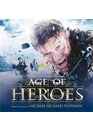 Michael Richard Plowman - Age of Heroes OST (Original Soundtrack) (Music CD)