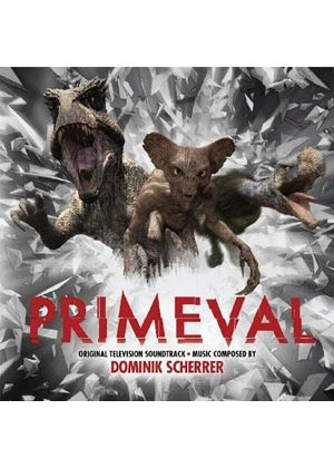 Dominik Scherrer - Primeval [Original Motion Picture Soundtrack] (Original Soundtrack) (Music CD)