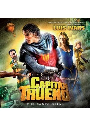 Luis Ivars - Captain Thunder And The Holy Grail Ost (Original Soundtrack) (Music CD)