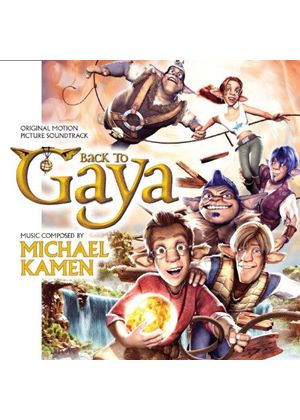 Michael Kamen - Back To Gaya Ost (Original Soundtrack) (Music CD)