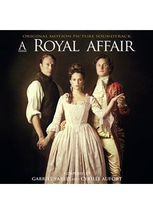 Cyrille Aufort - A Royal Affair Ost (Original Soundtrack) (Music CD)